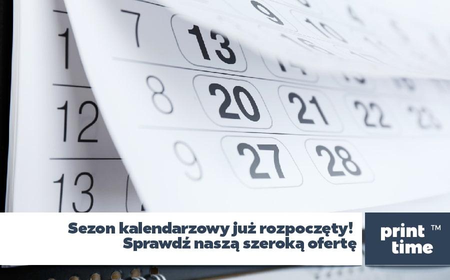 Drukarnia PrintTime - Kalendarze 2020